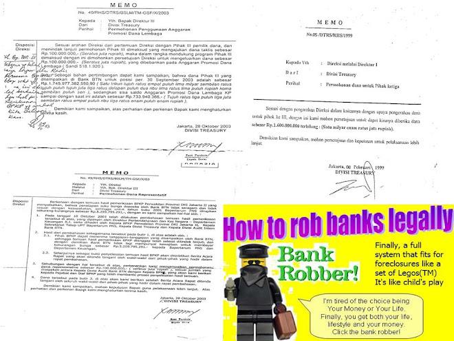 PEMBOBOLAN BANK YANG SISTIMATIS