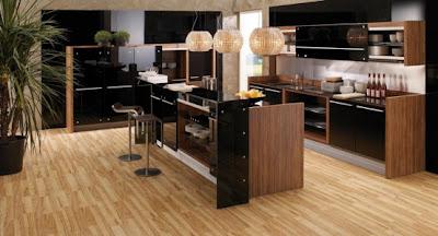 Favorite Modern Kitchen Wooden Furniture-6