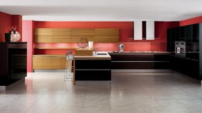 Favorite Modern Kitchen Wooden Furniture-7