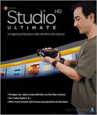 baixar capa Pinnacle Studio 14 HD Ultimate ISO + Serial