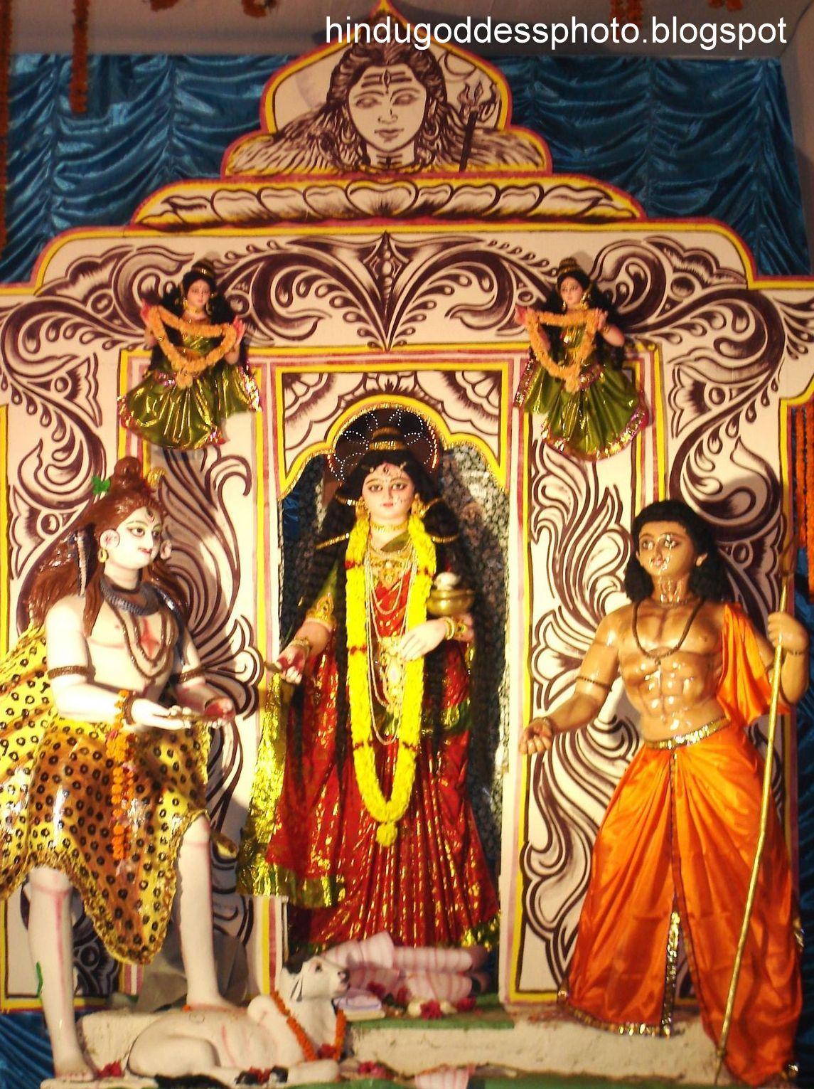 goddess annapurna