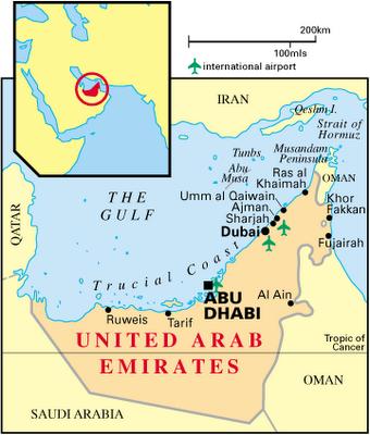 La Policía de Dubai interceptó el artefacto después de recibir informaciones