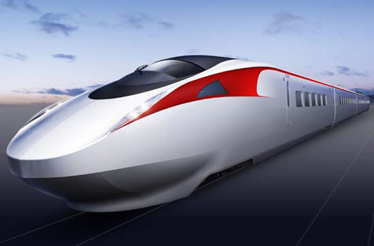 High Speed Rail In China. high-speed rail technology