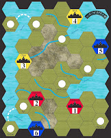 Scotland Two-player map