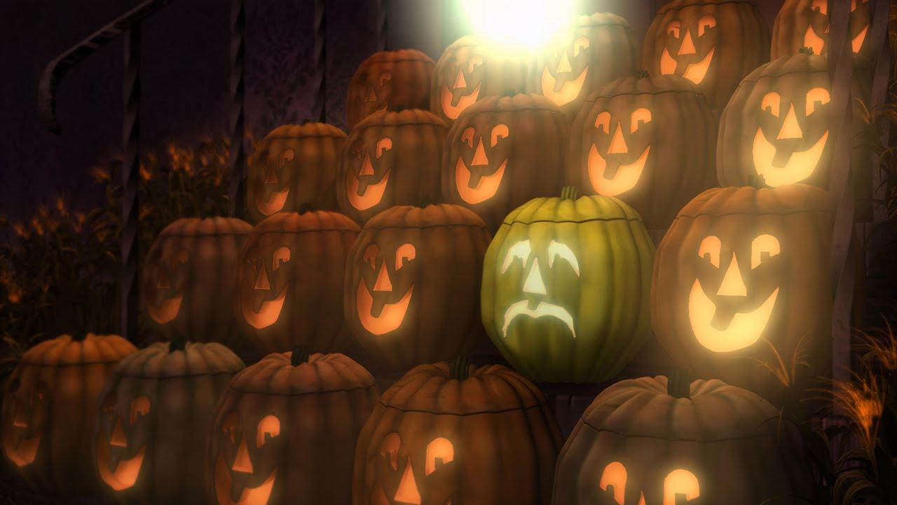 Halloween wallpaper widescreen wallpapers for pc and mobile - Free widescreen halloween wallpaper ...