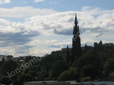 Edinburgh genel gorunum