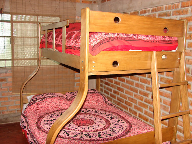 Habitaciones Shambala Santa Rita dic/ 2009