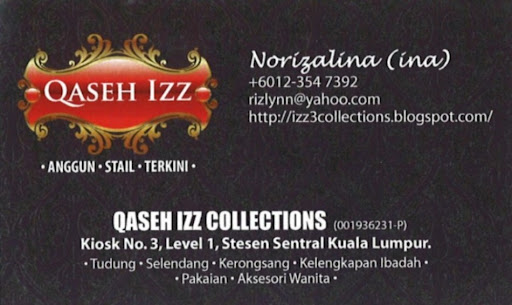 QASEH IZZ COLLECTIONS