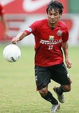 Luizinho, lateral do Flamengo