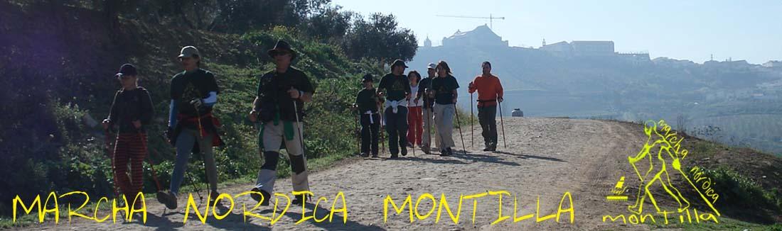 MNM Marcha Nordica Montilla