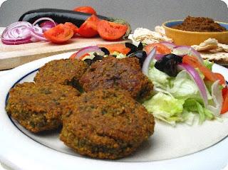 Falafel; Try it, you'll like it!