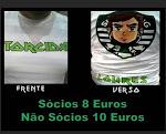 Novas T-shirts