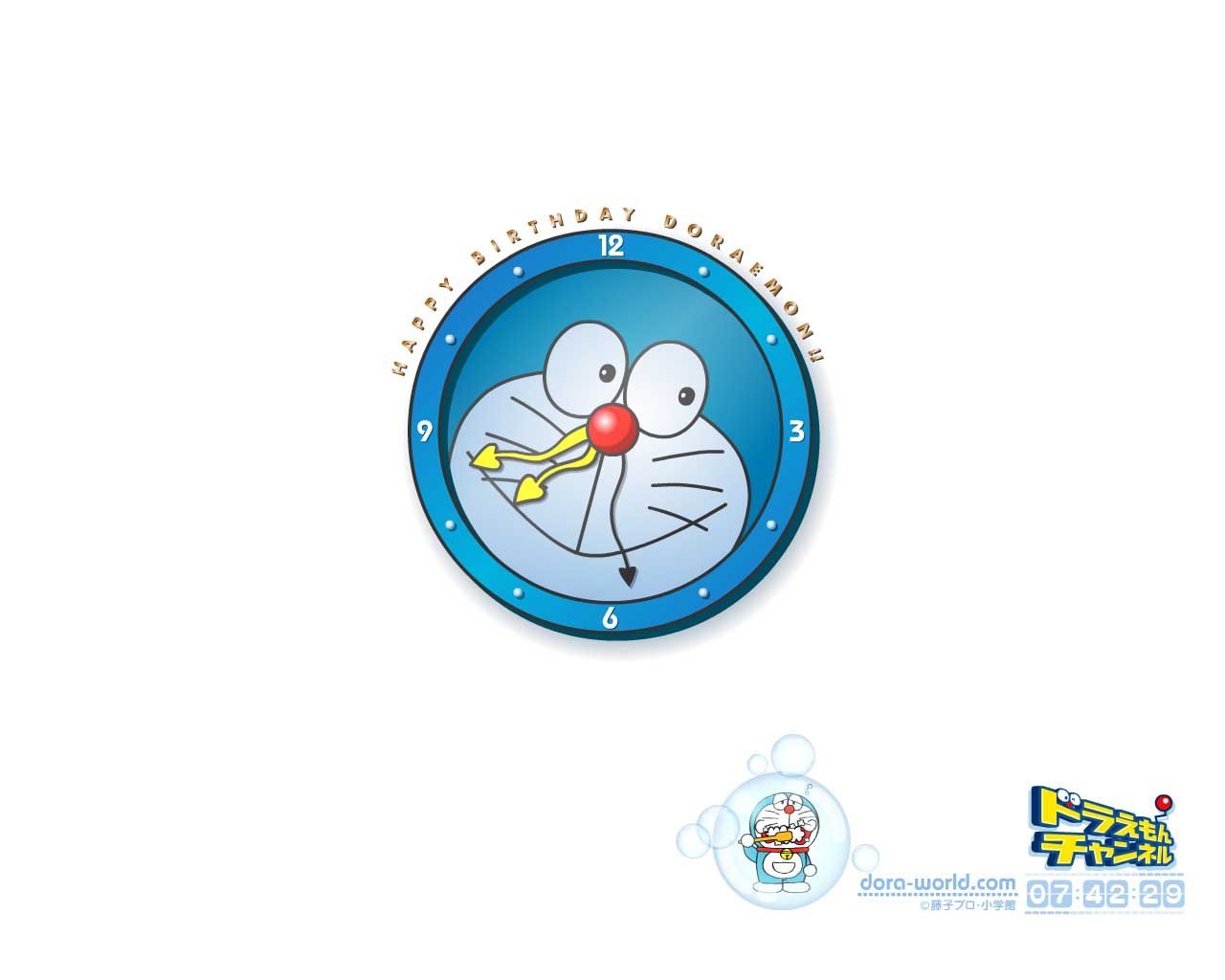 Wallpaper Lucu Doraemon 1280 x 1024 71 kB jpeg