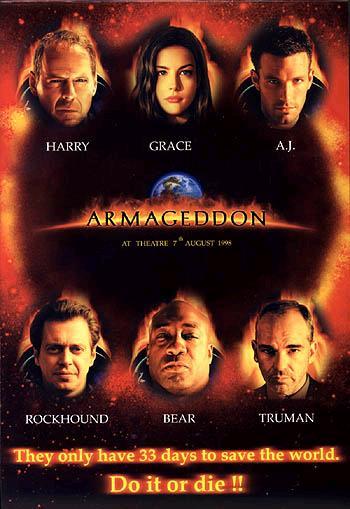 10 asteroides letales en el cine [Top 10]