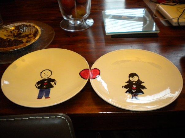 [v&c+plates]