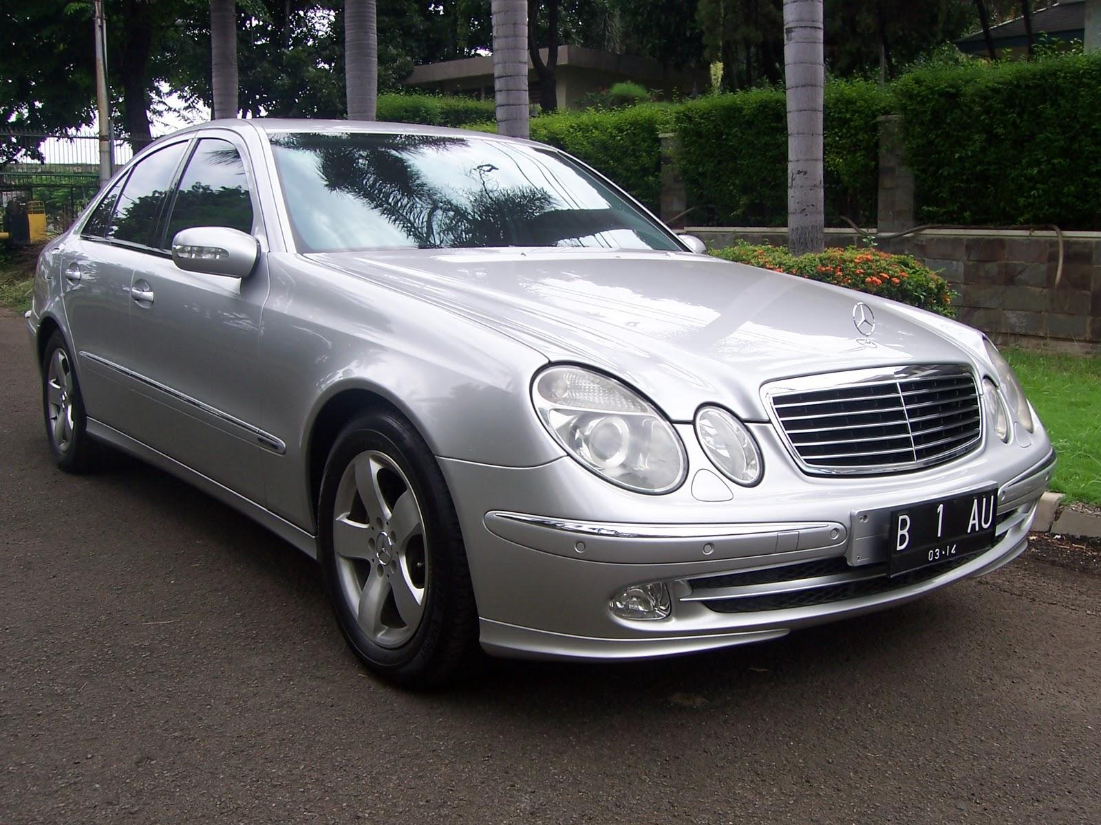 Mercedes Benz E 260-2006