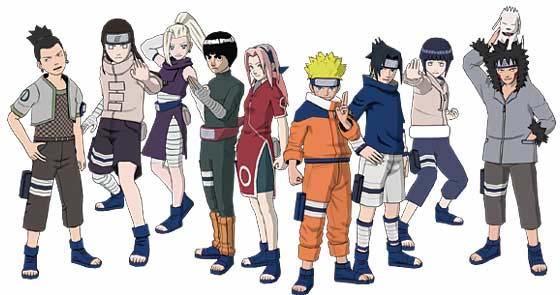 Imagenes de Naruto: convertido en el zorro de 9 colas