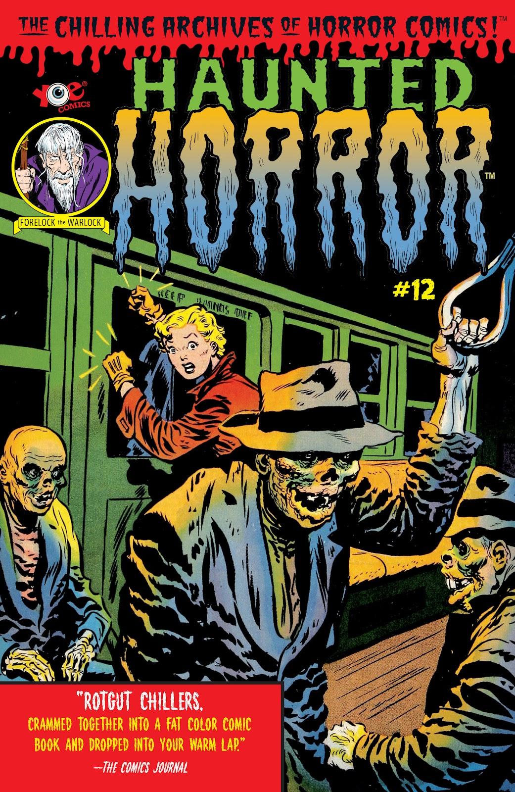 Haunted Horror Issue #12 #12 - English 1