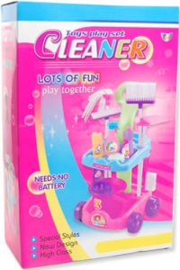 Cleaner Toys Play Set