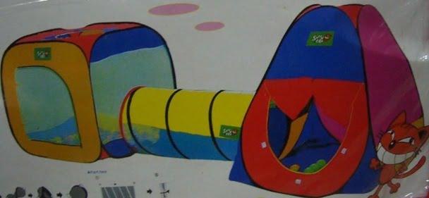 Tenda Terowongan