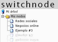 Switchnode.com - almacenar y organiza tus notas de texto online Switchnode-img
