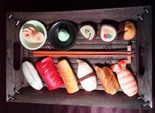 chocolate sushi ^^