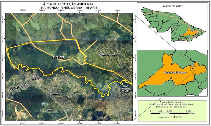 Área de Proteção Ambiental Raimundo Irineu Serra