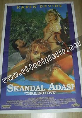 Skandal Adası Erotik Film izle