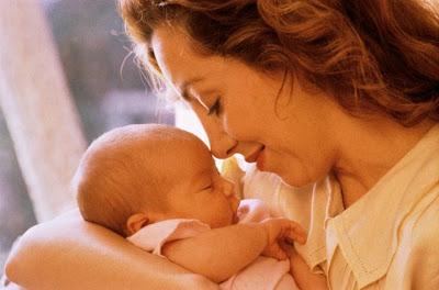 мама и малыш,