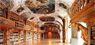 красивые библиотеки мира