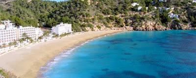 Ибица, пляж, Испания