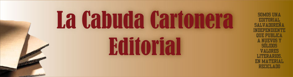 La Cabuda Cartonera Editorial