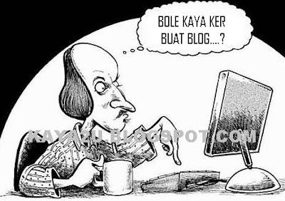 Bagaimana Buat Duit Dengan Blog