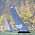 Russell Coutts and Larry Ellison take the lead on day one of the RC 44 Austria Cup