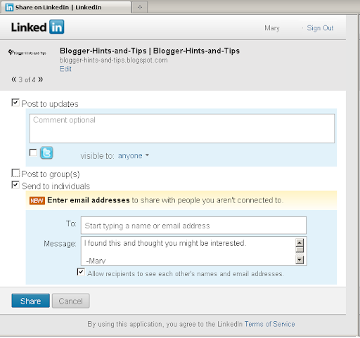 how to add picture to linkedin