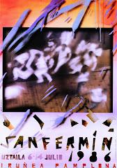 SAN FERMÍN 1986