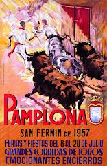 SAN FERMÍN 1957