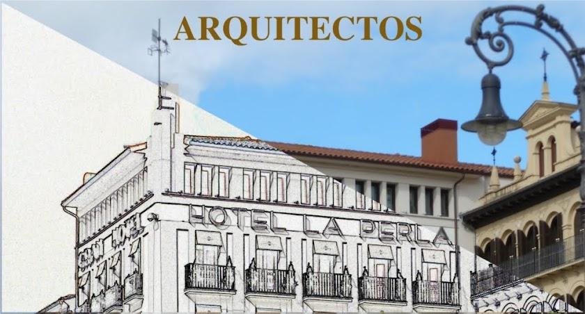 Arquitectos en La Perla