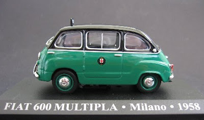 Fiat 600 Multipla Taxi