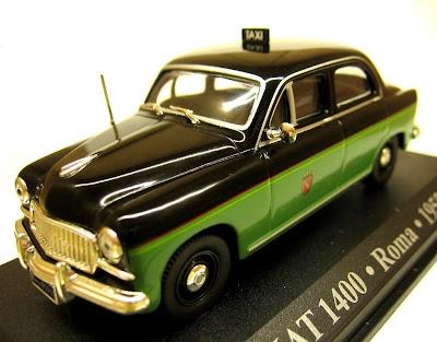 Fiat 1400 Taxi