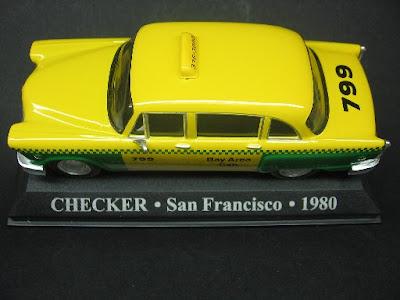 Checker - São Francisco - 1980