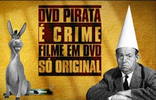 DVD PIRATA É CRIME