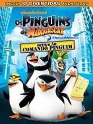 Os+Pinguins+de+Madagascar Os Pinguins de Madagascar – Operação Comando Pinguim