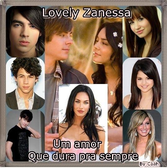 Lovely Zanessa