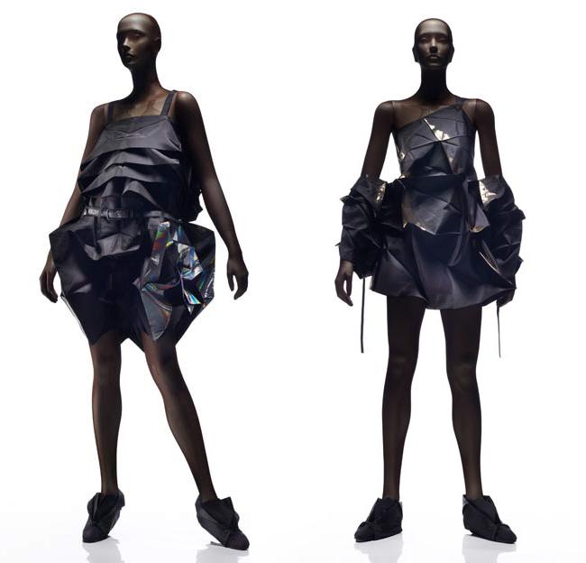 Teagan Tall 132 5 Issey Miyake Origami Fashion