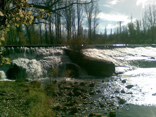 salto de agua del Duero