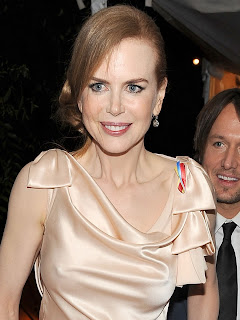 Nicole Kidman see through dress Pokies