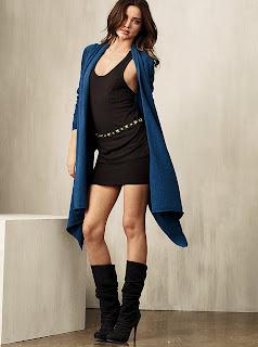 Miranda Kerr sexy leggy Victoria's Secret Photoshoot