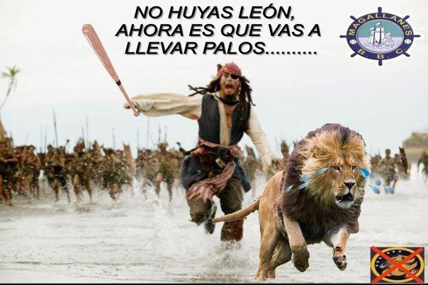 Leones Vs Magallanes Triunfo de los Super Leones Del