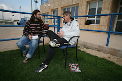 CON MANUEL PELLEGRINI